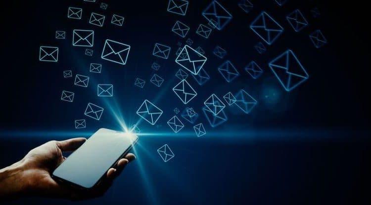 استفاده گسترده از ایمیل مارکتینگ