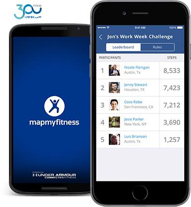 اپلیکیشن fitness
